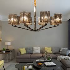 contemporary large big glass modern ceiling chandeliers pendant lamp lighting for art decoration
