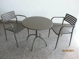 table bistrot metal cool metal outdoor bistro table bistro table and chairs outdoor for best bistro