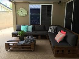 pallet furniture ideas. pallet porch sofa set 125 awesome diy furniture ideas 101 m