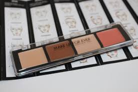 makeup forever pro sculpting palette review swatches