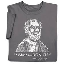 Famous Quotes Tee Homer 400 Reviews 40040 Stars Signals HX234002 Fascinating T Shirt Quotes