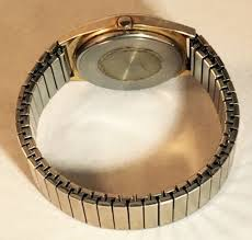sharp quartz water resistant watch. vintage sharp quartz water-resistant men\u0027s wrist watch date month hipster   what\u0027s it worth water resistant