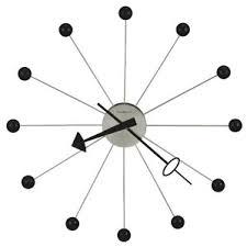 office large size floor clocks wayfair. ball ii oversized 42 office large size floor clocks wayfair
