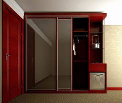 bedroom nice armoire closet for placed modern middle room design