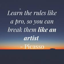 Famous Artist Quotes Extraordinary ArtLife 48 Inspiring Quotes By Famous Artists Julie Erin Designs