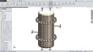 Chemical Reactor Design Pdf Solidworks Tutorial Sketch Chemical Reactor In Solidworks