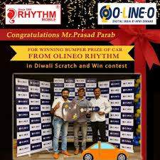 Rhythm Olineo Mobile - Scratch and Win Contest   Facebook