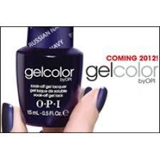 Отзывы о <b>Гель лак для ногтей OPI</b> GelColor