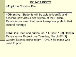 a creative era chapter section do not copy topic a 2 do