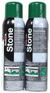 2 rock it oil stone countertop cleaner polish granite marble natural stone 16 oz