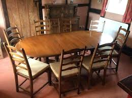 ercol dining table and chairs dining table and chairs elm 6 8 extendable dining table and