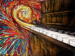Image result for painting and music