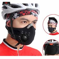 <b>WOSAWE</b> Sport <b>Motorcycle</b> Mask <b>Half</b> Face Neoprene Mask Winter ...