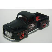 Hot Wheels - 1949 Ford F1 Pickup Truck - Global Diecast Direct