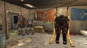 Power Armor Display Stand Fallout 100 What Can I Do With Stripped Power Armour Frames Arqade 10