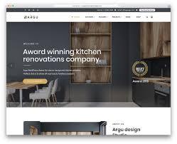 Kitchen Design Wordpress Theme 18 Best Interior Design Wordpress Themes 2019 Colorlib
