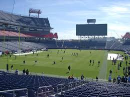 Nissan Stadium View From Lower Level 144 Vivid Seats
