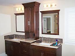 bathroom counter storage tower. good bathroom vanities with towers double vanity storage counter tower a