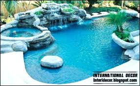 inground pools with hot tubs. Unique Inground Inground Pool Designs Shapes Swimming And  Best   On Inground Pools With Hot Tubs