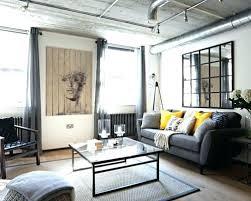 Interior Decorated Living Rooms Unique Rustic Mid Century Modern Mid Century Modern Industrial Living Room