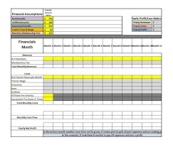 PL Sheet How To Create A PL Statement Visiteedith Sheet 13