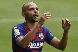 Barcelona Striker Martin Braitwaithe: A Hindrance Or A Blessing?