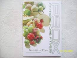 p90x extreme home fitness nutrition plan eating for power performance beachbody amazon books