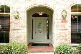 Front Door With Sidelights That Open Entry Doors With Sidelights