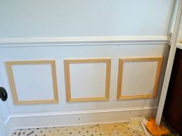 Chair Rail For Dining Room Attractive Chair Rail In Dining Room Rooms With Crown Molding