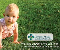 Could My Fussy Baby Have Allergies? - Minnesota Allergy & Asthma Clinic