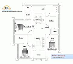 classy india house floor plans 1000 sq ft house plans 3 bedroom kerala 3 bedroom house