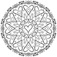 Print them from your own computer and color them in with colored pencils, markers, or more. Free Printable Coloring Pages Color A Mandala