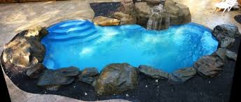 natural looking in ground pools. Picture Natural Looking In Ground Pools L