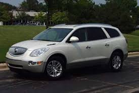 buick enclave 2008 white. buick enclave outperforms competition with lower repair costs 2008 white v