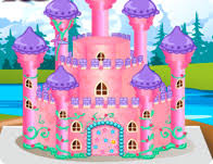 Princess Castle Cake 3 Girl Games