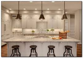 single pendant lighting over kitchen island home and