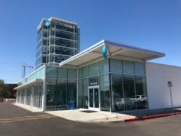 Carvana Vending Machine Locations Mesmerizing Car Vending Machine Take A Tour Of Carvana's 48story Car Vending