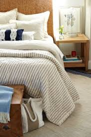 Nothing says fall like a pile of fabulous quilts stacked on a ... & Update Your Bedding for Summer. Farm BedroomTicking StripeStriped BeddingStriped  QuiltBedroom ... Adamdwight.com