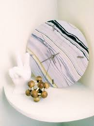 diy marble effect clock these diy faux marble decor tutorials are surprisingly easy and budget