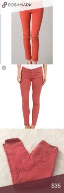 Best 25+ Salmon pants ideas on Pinterest | Coral jeans, Women's pink jeans  and Striped blazer outfit