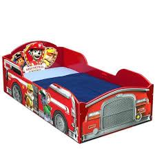 paw patrol full size bedding nick jr paw patrol car bed
