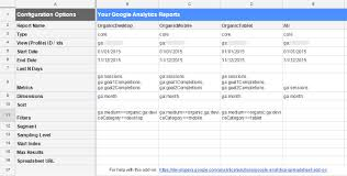 Here's How to Automate Google Analytics Reporting with Google Sheets ...