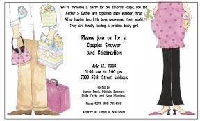 make homemade baby shower invitation wording ideas