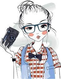 Attitude Cute Cartoon Girl Images For Whatsapp Dp | Girls DP