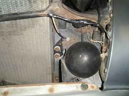 1952 chevy 6 v to 12 v conversion 1949 1954 the h a m b figure 10 horn installed horns wired in series