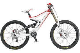scott gambler dh 10 2009 mountain bike mountain bikes evans cycles
