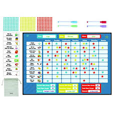 Behavior Sticker Chart For 3 Year Old Toddler Behavior Charts Amazon Com