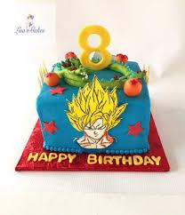 Dragon Ball Z Decorations Birthday Cake Ideas dragon ball z birthday cake Dragon Ball Z 20