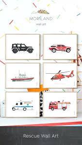 fire truck wall art latest fire truck wall art ideas framed best room bedroom throughout on