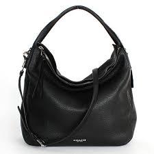 Black · Coach 31623 Bleecker Pebbled Leather Sullivan Hobo Handbag Black